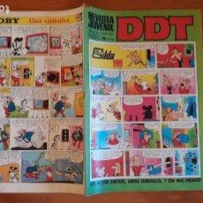 Tebeos: DDT 3ª ÉPOCA III BRUGUERA Nº 240. Lote 222643727