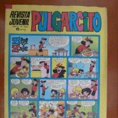 Tebeos: PULGARCITO Nº 2103 ZIPI Y ZAPE MUY BUEN ESTADO. Lote 222706768