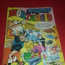 Tebeos: SUPER MORTADELO (1982) NÚMERO 118.. Lote 222715498