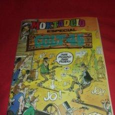 Tebeos: MORTADELO ESPECIAL (1981),N°121,PUNLICIDAD REVISTA ESTHER Y LA MASA.. Lote 222715943