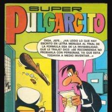 Tebeos: SUPER PULGARCITO - BRUGUERA / NÚMERO 121. Lote 222716848