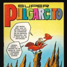 Tebeos: SUPER PULGARCITO - BRUGUERA / NÚMERO 130. Lote 222716995