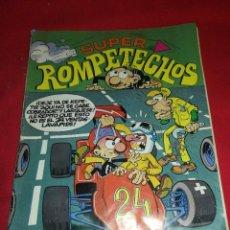 Tebeos: SUPER ROMPETECHOS (1982), N°25.. Lote 222717946