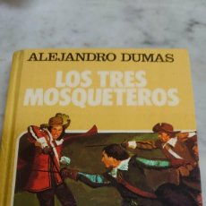 Tebeos: PRPM 42 HISTORIAS SELECCIÓN BRUGUERA. LOS 3 MOSQUETEROS. Lote 222718331