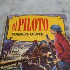 Tebeos: PRPM 74 BRUGUERA. ILUSTRADO. EL PILOTO FENIMORE COOPER. Lote 222718906