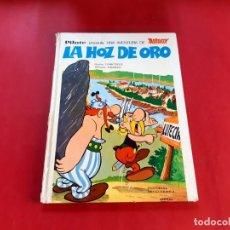 Tebeos: ASTERIX COLECCION PILOTE - LA HOZ DE ORO - BRUGUERA 1973- N° 36. Lote 222865747