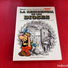 Tebeos: ASTERIX COLECCION PILOTE - LA RESIDENCIA DE LOS DIOSES - BRUGUERA 1972- LOMO SIN NUMERACION. Lote 222866491
