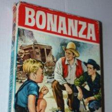 Tebeos: BONANZA, COLECCION HEROES , TOMO Nº 38. EDIT. BRUGUERA. 2ª EDICION. Lote 222885722