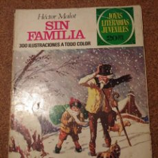 Tebeos: COMIC DE JOYAS LITERARIAS JUVENILES SIN FAMILIA DEL AÑO 1975 Nº 31. Lote 222885941
