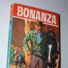 Tebeos: BONANZA, COLECCION HEROES , TOMO Nº 62. EDIT. BRUGUERA. 1ª EDICION-DE LOS DIFICILES-. Lote 222885953