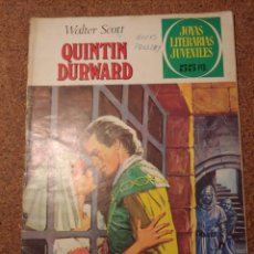 Tebeos: COMIC DE JOYAS LITERARIAS JUVENILES QUINTIN DURWARD DEL AÑO 1981 Nº 67. Lote 222886390