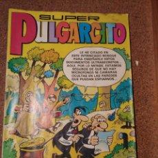 Tebeos: TEBEO DE SUPER PULGARCITO DEL AÑO 1981 Nº 125. Lote 222902570