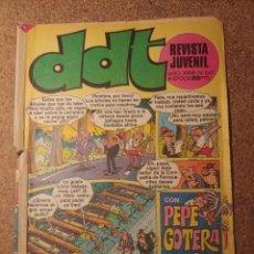 Tebeos: TEBEO DDT DEL AÑO XXVII Nº 547. Lote 222985192