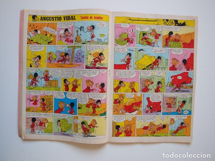 Tebeos: DIN DAN EXTRA DE PRIMAVERA - BRUGUERA 1973 - 25 PTAS. - Foto 6 - 223256283