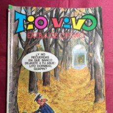 Livros de Banda Desenhada: TIO VIVO. Nº 39. EXTRA DE OTOÑO. BRUGUERA. Lote 223290086