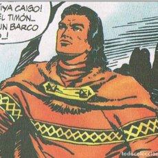 Tebeos: EL CAPITAN TRUENO X 3 = PRENSA DIARIA. (VER FOTOS). Lote 17839071