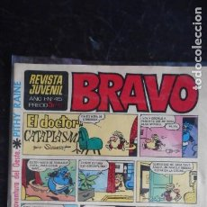Tebeos: BRAVO Nº 45. Lote 223369002