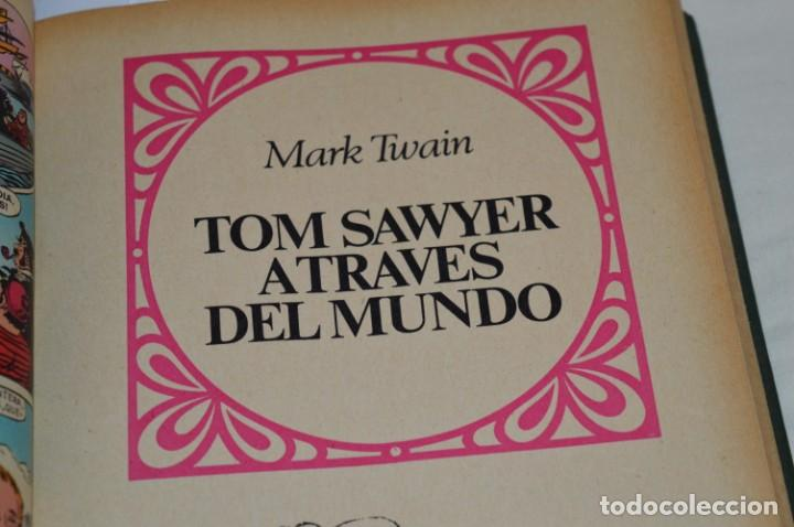 Tebeos: Tomo / JOYAS LITERARIAS JUVENILES - BRUGUERA / 20 Títulos variados ¡Mira fotos y detalles! Lote 01 - Foto 10 - 223395893