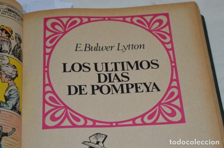 Tebeos: Tomo / JOYAS LITERARIAS JUVENILES - BRUGUERA / 20 Títulos variados ¡Mira fotos y detalles! Lote 01 - Foto 11 - 223395893