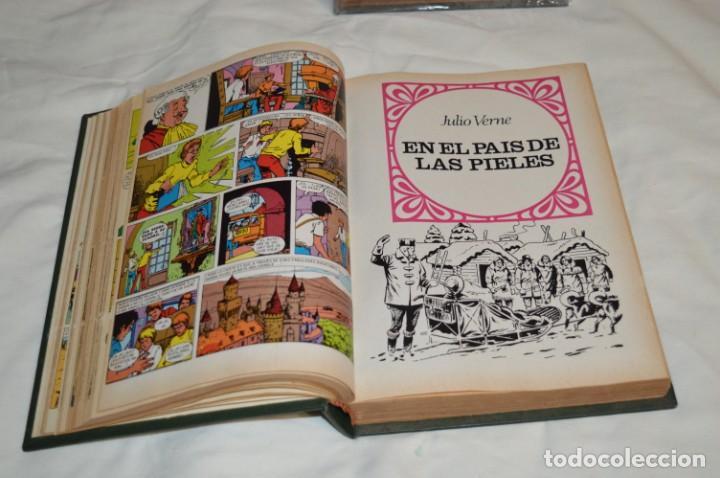 TOMO / JOYAS LITERARIAS JUVENILES - BRUGUERA / 20 TÍTULOS VARIADOS ¡MIRA FOTOS Y DETALLES! LOTE 02 (Tebeos y Comics - Bruguera - Joyas Literarias)