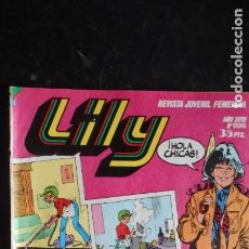 Tebeos: LILY Nº 996. Lote 223408987