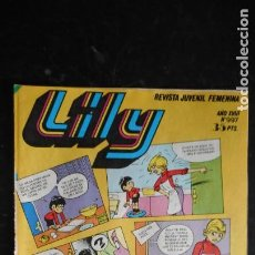 Tebeos: LILY Nº 997. Lote 223409291