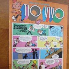 Livros de Banda Desenhada: TIOVIVO , REVISTA JUVENIL, LOS SEÑORES DE ALCORCON Y EL HOLGAZAN DE PEPON Nº 788 - BRUGUERA -1976. Lote 223529311