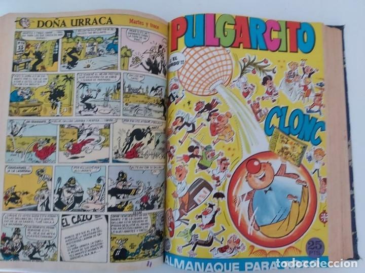 Tebeos: Recopilación Colección Pulgarcito Bruguera - Foto 6 - 223795480
