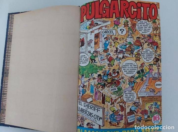 RECOPILACIÓN COLECCIÓN PULGARCITO BRUGUERA (Tebeos y Comics - Bruguera - Pulgarcito)