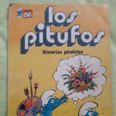 Tebeos: COMIC 'OLÉ' LOS PITUFOS Nº 9 TERCERA EDICIÓN DE EDITORIAL BRUGUERA. Lote 223908085