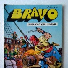 Livros de Banda Desenhada: EL CACHORRO N° 11 BRAVO. Lote 223939920