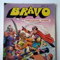 Livros de Banda Desenhada: EL CACHORRO N° 13 BRAVO. Lote 223940112