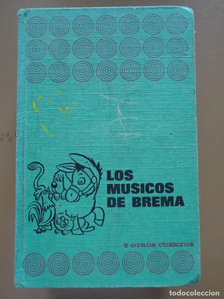 COLECCIÓN HEIDI - SERIE ROJA - LOS MÚSICOS DE BREMA Y OTROS CUENTOS (Tebeos y Comics - Bruguera - Otros)