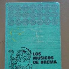 Tebeos: COLECCIÓN HEIDI - SERIE ROJA - LOS MÚSICOS DE BREMA Y OTROS CUENTOS. Lote 223955438