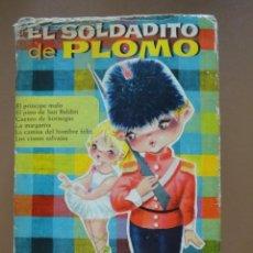 Tebeos: COLECCIÓN HEIDI - SERIE AMARILLA - 10 EL SOLDADITO DE PLOMO Y OTROS CUENTOS. Lote 223956558