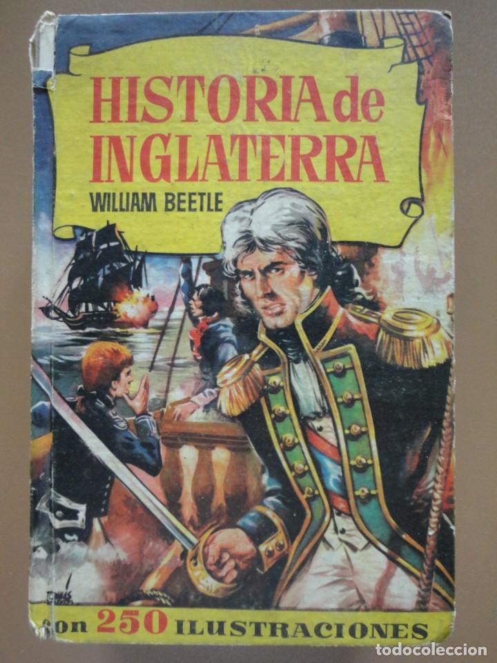 COLECCIÓN HISTORIAS - 163 HISTORIA DE INGLATERRA (Tebeos y Comics - Bruguera - Otros)