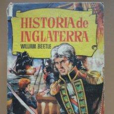 Tebeos: COLECCIÓN HISTORIAS - 163 HISTORIA DE INGLATERRA. Lote 223958878