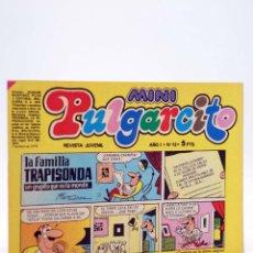 Tebeos: MINI PULGARCITO. REVISTA JUVENIL AÑO 1, Nº 12. 7 DE ABRIL DE 1975 (VVAA) BRUGUERA, 1975. Lote 224010556