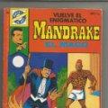 Lote 224070518: POCKET DE ASES MANDRAKE EL MAGO Nº 38 EDITORIAL BRUGUERA