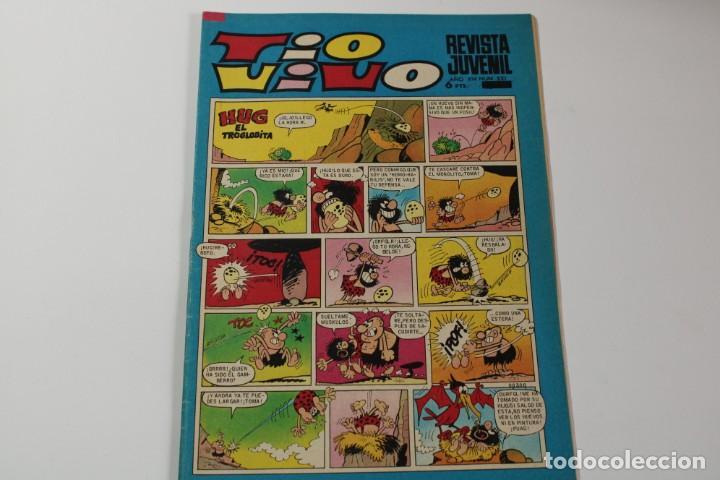 TIO VIVO Nº 521 (Tebeos y Comics - Bruguera - Tio Vivo)