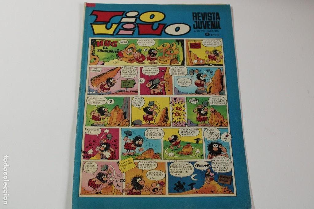TIO VIVO Nº 515 (Tebeos y Comics - Bruguera - Tio Vivo)