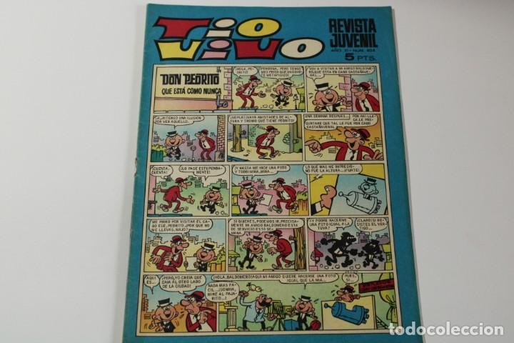 TIO VIVO Nº 404 (Tebeos y Comics - Bruguera - Tio Vivo)