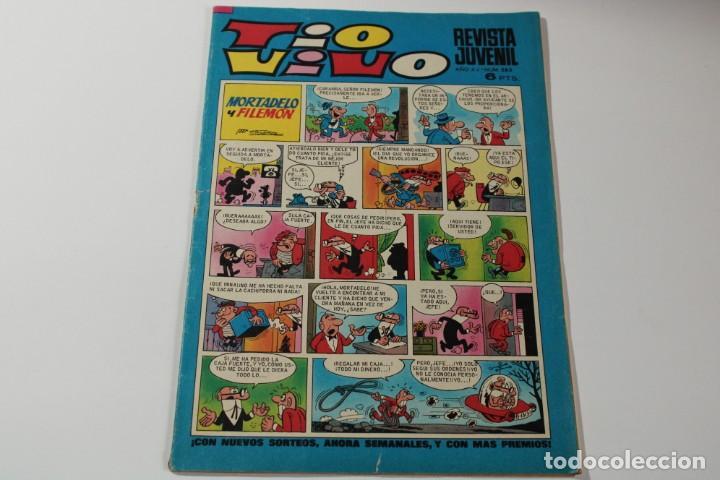 TIO VIVO Nº 583 (Tebeos y Comics - Bruguera - Tio Vivo)
