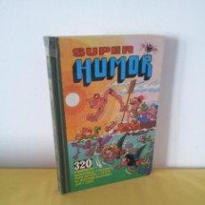 Tebeos: SUPER HUMOR - VOLUMEN I - EDITORIAL BRUGUERA 4ª EDICION OCTUBRE 1981. Lote 224356816
