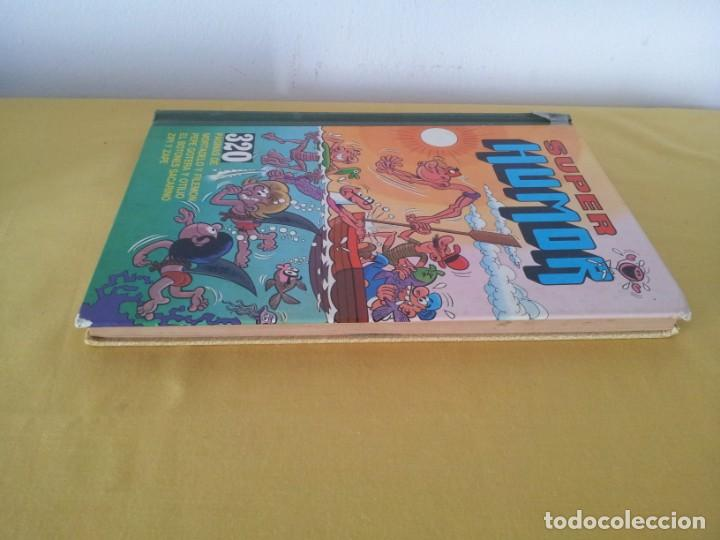 Tebeos: SUPER HUMOR - VOLUMEN I - EDITORIAL BRUGUERA 4ª EDICION OCTUBRE 1981 - Foto 2 - 224356816
