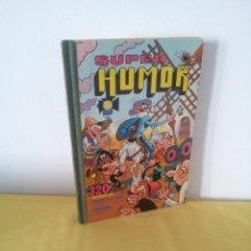 Tebeos: SUPER HUMOR - VOLUMEN IX - EDITORIAL BRUGUERA 3ª EDICION SEPTIEMBRE 1981. Lote 224357493