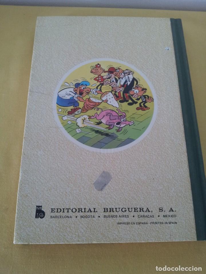 Tebeos: SUPER HUMOR - VOLUMEN IX - EDITORIAL BRUGUERA 3ª EDICION SEPTIEMBRE 1981 - Foto 3 - 224357493