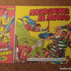 Tebeos: COMIC DEL CAPITAN TRUENO COLECCION DAN EN MORGANO EL MAGO Nº 12. Lote 224357763