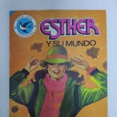 Tebeos: SUPER JOYAS FEMENINAS - ESTHER Y SU MUNDO, Nº 32 - 1ª EDICIÓN, ED. BRUGUERA, 1984. Lote 224363868