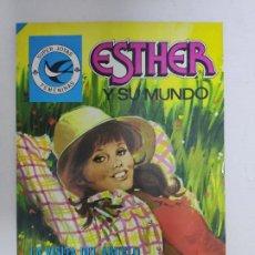Tebeos: SUPER JOYAS FEMENINAS - ESTHER Y SU MUNDO, Nº 11 - 2ª EDICIÓN, ED. BRUGUERA, 1984. Lote 224364148
